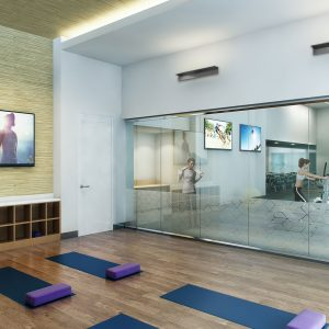 MDP-Engineering-Group_The-Parq-on-Speer-Apartments_Yoga-Studio